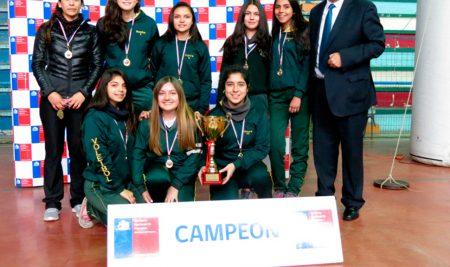 » Premiación Juegos Deportivos Escolares 2016