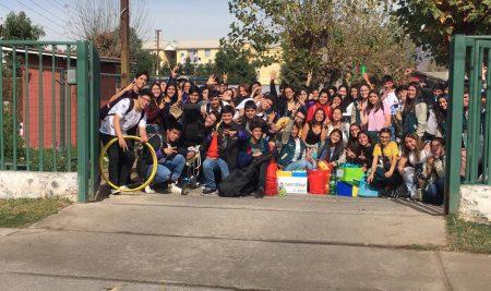 >> Actividad Solidaria 4º Medio 2019