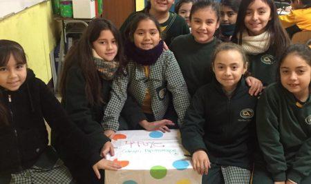 >> Campaña Solidaria 2019 Colegio Apumanque